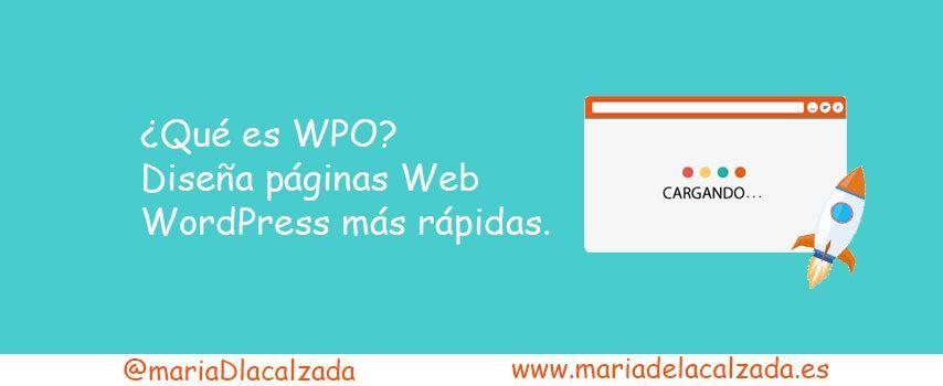 Cabecera post del Blog WPO