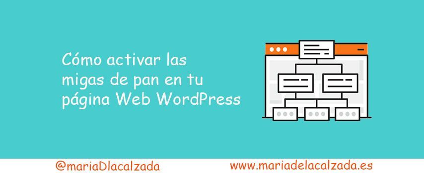 imagen descriptivo del post migas de pan en wordPress